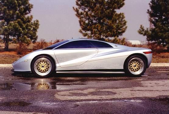 Bmw M10 Concept. Motion Concept Vehicles